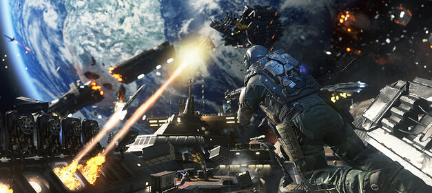 Call of Duty Timeline: Call of Duty: Infinite Warfare.