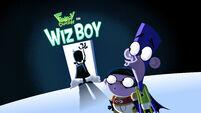 Wizboy title card