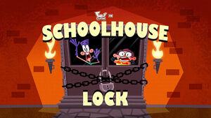 Schoolhouse Lock title card
