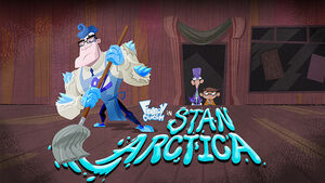Stan Arctica title card