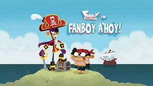 Fanboy A'Hoy! title card