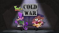 Cold War title card