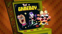 GameBoy title card