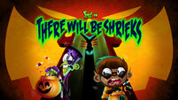 There Will Be Shrieks title card