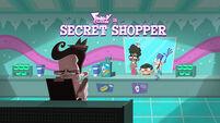 Secret Shopper title card