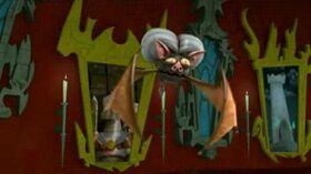 Dr. Acula bat