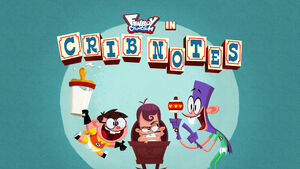 Crib Notes title card