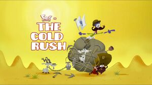 The Cold Rush title card