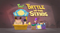 Battle of the Stands title card
