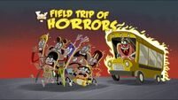 Field Trip of Horrors title card