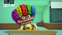 Chum Chum as a clown s2e18a