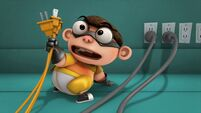 Chum Chum with plugs s2e14b