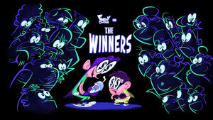The Winners title card
