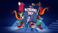 Normal Day title card