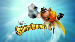 Super Chums title card