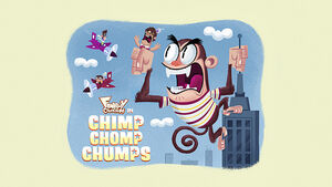 Chimp Chomp Chumps title card