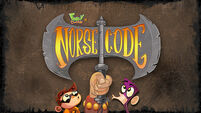Norse Code title card