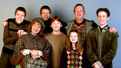 How Harry Potter's Mrs. Weasley Taught Me to Be a Better Mom