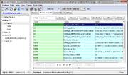 SQLite GM scriptvars
