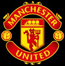Manchester United FC crest svg