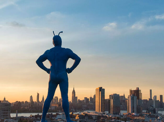 The Tick's Most Ridiculous Villains