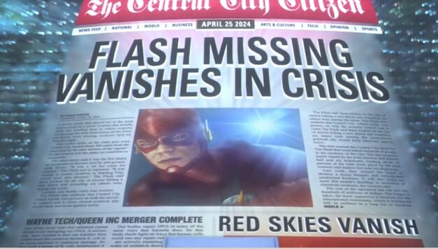 theflash_newspaper