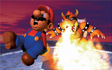 How 'Super Mario 64' Changed Games 20 Years Ago