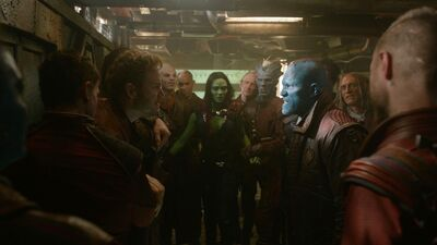 Michael Rooker on Why Yondu Bares All to Star-Lord [SPOILERS]
