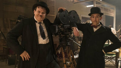 'Stan and Ollie' Review: Laurel and Hardy Biopic That's More Fine Than Mess