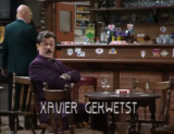 Xavier Gekwetst
