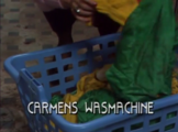 Carmens Wasmachine
