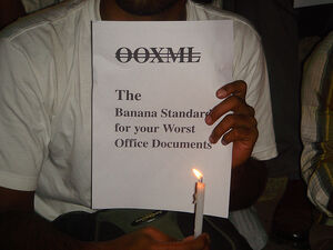 Ooxml banana standard
