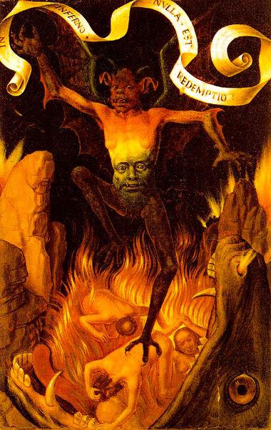 Hans Memling - Hell - WGA14941