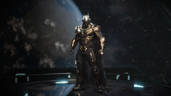 Batman (Knight of Justice)