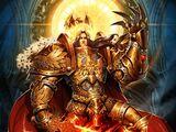 Saber (Emperor of Mankind)