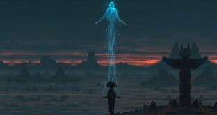 Shamanic-astral