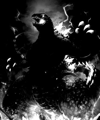 Nightmare Godzilla