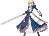 Doctor Fate (Artoria Pendragon)