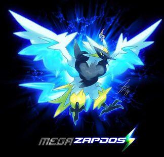 Mega Zapdos