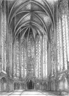 Gothic Cathedral by JeSSanchez