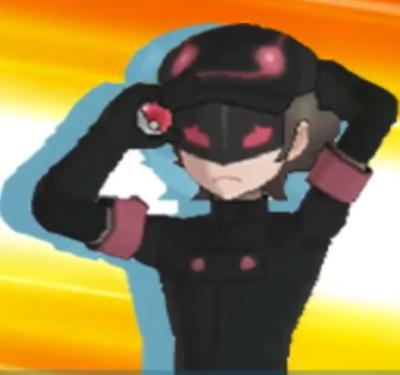 Pokemon Ultra Sun and Ultra Moon Red Vs Dark Hero Ultra Arceus - YouTube