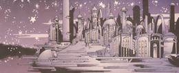 City of infinite worlds
