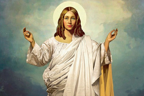 Female-Jesus