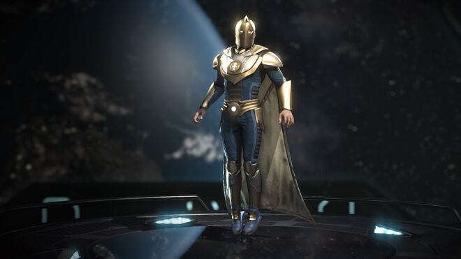 Doctor Fate (Image of Fate)