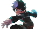 Izuku Midoriya (Return to Planet Virgo)