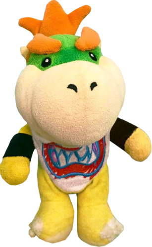 SML Bowser Jr. Render