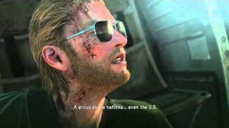 METAL GEAR SOLID V THE PHANTOM PAIN Just to Suffer