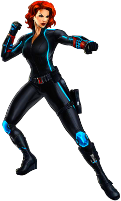 Black Widow-Avengers Age of Ultron