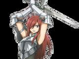 Erza Scarlet (God Genesis/GxC)