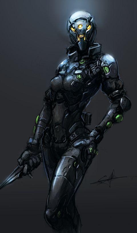 Cyborg 009 hentai hentai